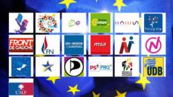 Européennes: de quel parti êtes-vous