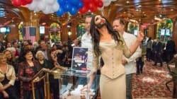 Une drag queen à barbe représentera l'Autriche à