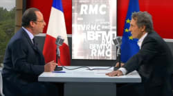 Revivez l'interview de François Hollande sur