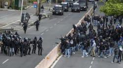 Napoletani infiltrati a Roma-Juve di domenica (FOTO,