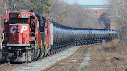 Rail Oil Shipments Are Going