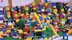L'incroyable machine en Lego qui fait de la musique