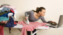 Canadian Women Are Still Doing Way More Housework Than