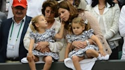 Roger Federer And Wife Mirka Welcome Second -- Yes, Second -- Set Of