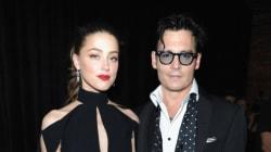 Johnny Depp And Amber Heard Wear Matching