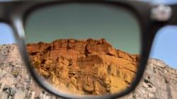 Des lunettes pour voir la vie comme sur