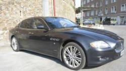 Il governo non riesce a vendere le sue Maserati