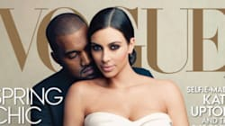 Kim Kardashian's Vogue Cover Sales Fall