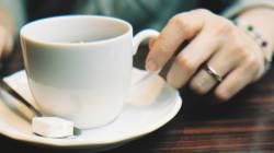 琥珀色の喫茶店