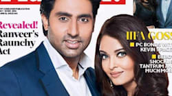 Aishwarya Rai And Hubby Go