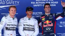 Grand Prix d'Espagne: Lewis Hamilton (Mercedes) en pole