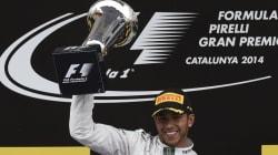 F1: Lewis Hamilton (Mercedes) remporte le Grand Prix