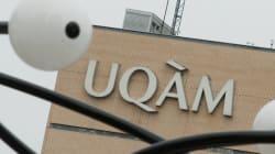 Les enseignants de l'UQAM en grève pour une