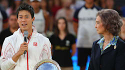 錦織圭、日本男子初のトップ10入り テニス世界ランキング9位の快挙