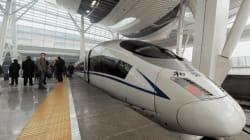 Un TGV Chine-Etats-Unis