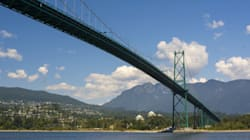 Cyclist Dies From Fall On Lions Gate