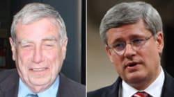 Former Top Harper Adviser Faces New