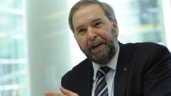 Mulcair Promises B.C. More Than 100,000 Child-Care