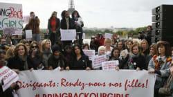 Nigeria: Bruni et Trierweiler unies pour la libération des