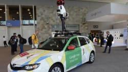 Ho incontrato la Google Car a Roma: cosa c'è dietro Street