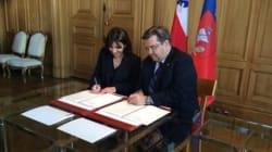 Les maires de Montréal et de Paris concluent un accord de