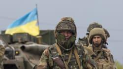 Six militaires ukrainiens tués par des tirs d'insurgés