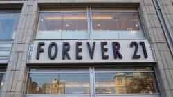 Un Forever 21 pour