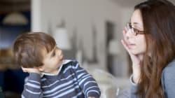 19 mensonges que disent les parents à leurs