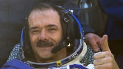 Astronaut Honoured For Spectacular Photos From