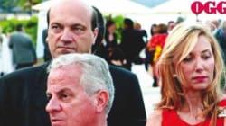La prima foto dei tre insieme alla Festa del 2 giugno 2011