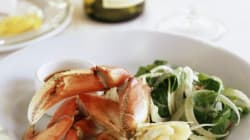 12 vins à bon prix pour le crabe et le