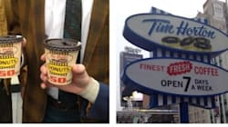 Tim Hortons' Creates Time Warp For 50th Birthday