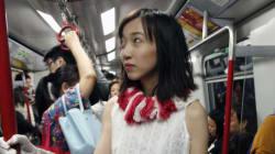 'Personal Space Dress' Helps Women Ward Off