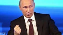 Ucraina, Putin rilancia l'ultimatum energetico