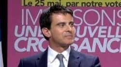Le discours de Valls perturbé par des intermittents à
