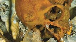 Un squelette vieux de 13 000 ans confirme les origines des