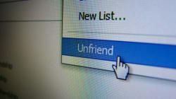 Si vous voulez moins d'amis Facebook, cette application va vous