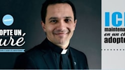 Adopte un curé, le site décalé d'appel aux