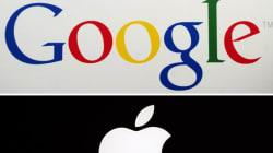Tregua entre Apple y Google en su guerra de