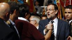 El discurso de Rajoy en Barcelona, en tres frases