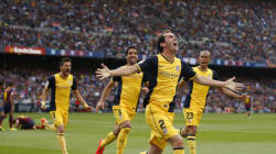 Regardez les 2 buts de Barça-Atlético, la