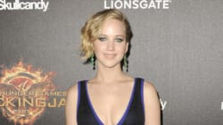 Jennifer Lawrence Steals The Show At