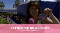Festival de Cannes: le tapis rose de Catherine Beauchamp