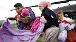 Inondations aux Balkans: «J'ai porté mes enfants sur mon