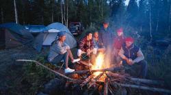 Situation délicate: l'étiquette en camping, cinq règles du bon