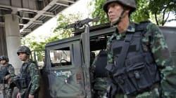 La loi martiale décrétée en Thaïlande, l'armée déployée dans