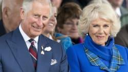 Charles et Camilla à l'Île-du-Prince-Édouard