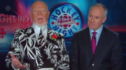 WATCH: Did Don Cherry Drop An F-Bomb On Live
