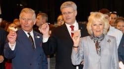 Charles et Camilla terminent leur visite de quatre jours au Canada
