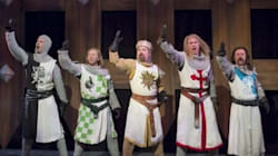 Vancouver's 'Spamalot' Boasts Good Performers, Lacks Correct